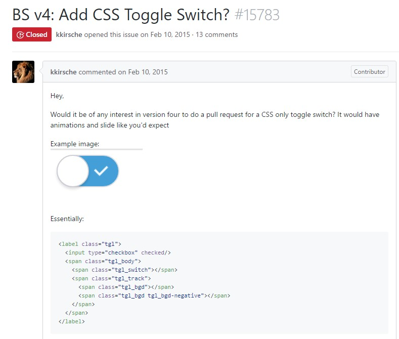 Ways to  include CSS toggle switch?