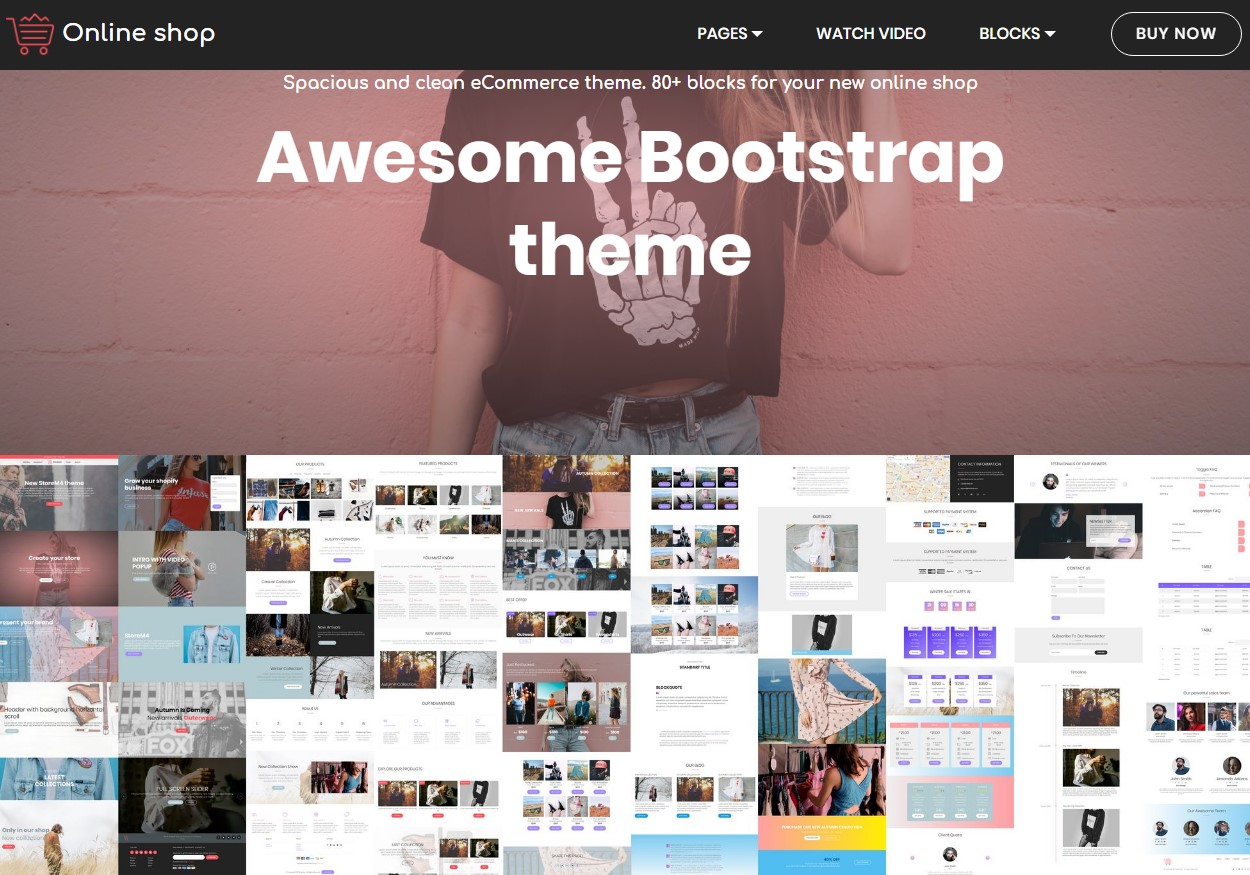 HTML Bootstrap
